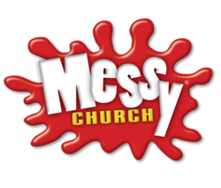 Official Messy Church logo - t